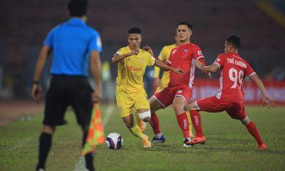 Câu lạc bộ Hải Phòng, Nam Định đề nghị VFF, VPF hỗ trợ khi V-League bị lùi lịch