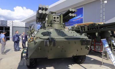 Nga trình làng hàng loạt những loại vũ khí hiện đại tại Diễn đàn Army 2021
