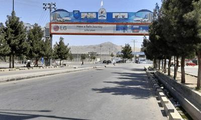 Tin tức quân sự mới nóng nhất ngày 28/8: Lối vào sân bay Kabul bị Taliban phong toả