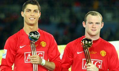 Phản ứng của Wayne Rooney trước cú 'quay xe' bất ngờ đưa Ronaldo về lại MU