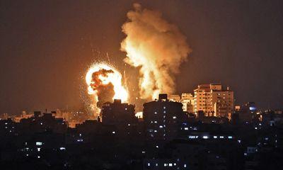 Israel tuyên bố không kích cơ sở chế tạo tên lửa của Hamas tại Dải Gaza