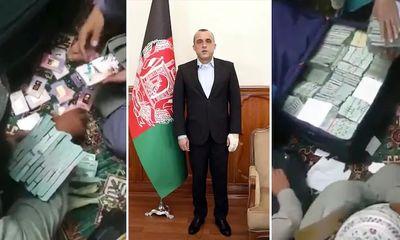 Tin thế giới - Taliban tìm thấy hàng triệu USD và vàng giấu trong nhà cựu Phó Tổng thống Afghanistan