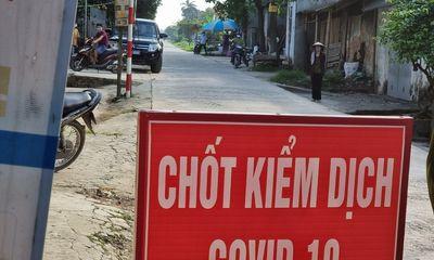 Hưng Yên: Khởi tố vụ án người bán hoa quả làm lây COVID-19 cho 8 người