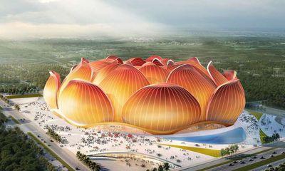 Chiêm ngưỡng hai công trình xây dựng tỷ đô của Evergrande