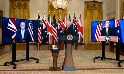 Hé lộ những cuộc đàm phán bí mật dẫn tới thỏa thuận tàu ngầm Mỹ - Australia