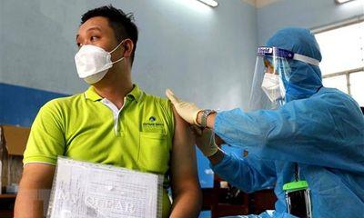 TP.HCM tiêm hoàn thành gần 100% vaccine phòng COVID-19 mũi 1 cho người trên 18 tuổi