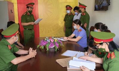 Hà Giang: Bắt giam Phó trưởng Phòng Tài nguyên và Môi trường huyện Yên Minh