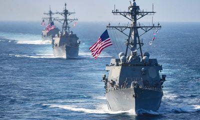 Tin tức quân sự mới nóng nhất ngày 30/9: Mỹ lập đội tàu chiến chuyên săn tàu ngầm của Nga