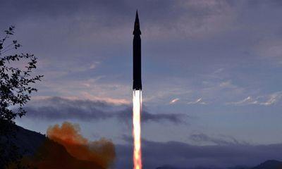Tên lửa siêu thanh Triều Tiên vừa thử nghiệm đe dọa thay đổi cán cân quân sự