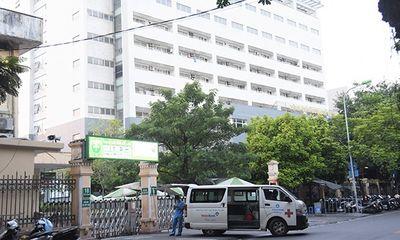 Bệnh viện Hữu nghị Việt Đức bị phạt 14 triệu đồng