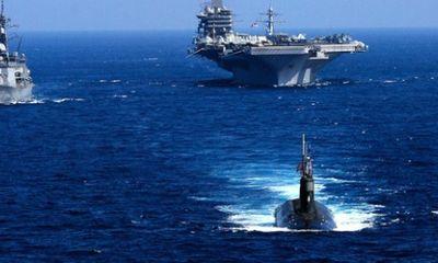 Tin tức quân sự mới nóng nhất ngày 12/10: Mỹ thiết kế tàu ngầm tấn công đỉnh cao