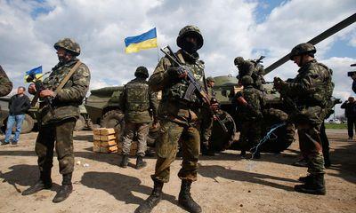 NATO âm thầm xây dựng hàng loạt căn cứ quân sự trên đất Ukraine
