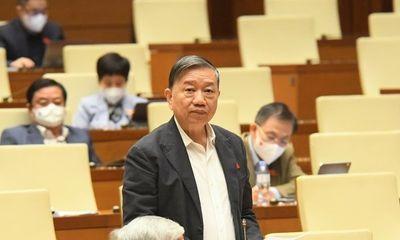 Bộ trưởng Tô Lâm: Tội phạm đều giảm, song chưa bền vững