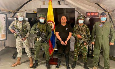 Huy động 500 binh sĩ vây bắt trùm ma tuý khét tiếng nhất Colombia giữa rừng rậm