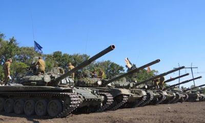 Tin tức quân sự mới nóng nhất ngày 27/10: Ukraine bất ngờ mở cuộc tấn công lớn vào Donbass