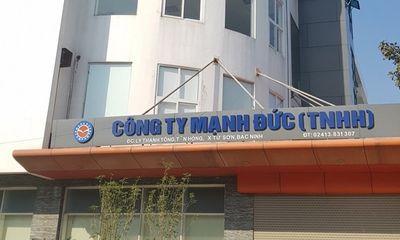 """Ông chủ Công ty Mạnh Đức – doanh nghiệp """"trùm"""" dự án BT ở Từ Sơn là ai?"""