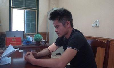Phú Thọ: Bắt giữ đối tượng chặn xe sàm sỡ phụ nữ, cướp tài sản