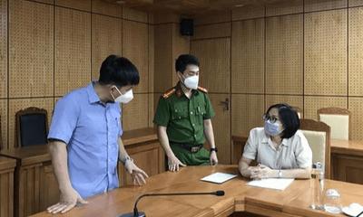 Nữ cán bộ cục thuế tỉnh Bắc Giang bị khởi tố vì tội danh gì?