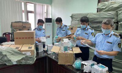 Hà Nội: Phát hiện hơn 20.000 khẩu trang 3M có dấu hiệu giả mạo