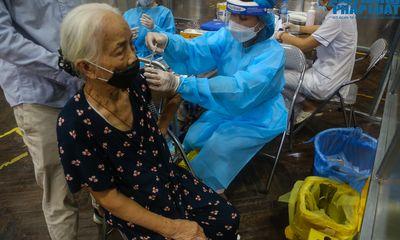 Hà Nội: Triển khai tiêm mũi 2 vaccine Vero Cell cho người dân