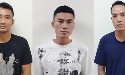 Lai lịch bất hảo của nhóm đối tượng gây ra nhiều vụ cướp giật tại Hà Nội