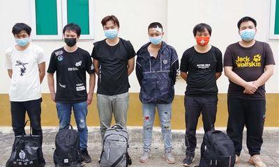 Triệt phá đường dây đón người Trung Quốc nhập cảnh trái phép vào Việt Nam