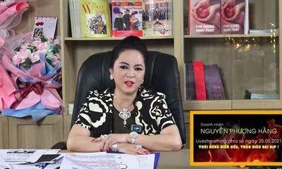 Sở TT&TT TP.HCM làm việc với đại diện của doanh nhân Nguyễn Phương Hằng
