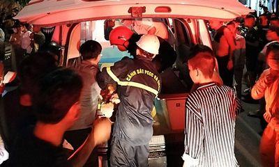 Vụ hỏa hoạn khiến 4 người tử vong: Cha nghẹn ngào kể lại phút con gái gọi điện cầu cứu