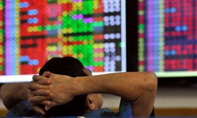 Cổ phiếu ngân hàng lao dốc sau một thời gian dài tăng