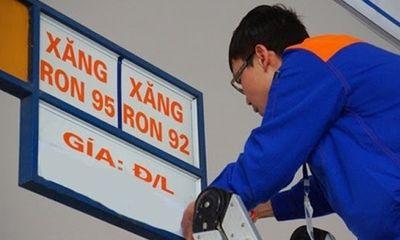 Giá xăng dầu đồng loạt tăng mạnh, RON95 vượt ngưỡng 20.000 đồng/lít