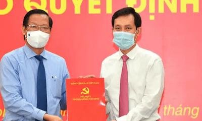 Chân dung tân Bí thư Đảng ủy Saigon Co.op