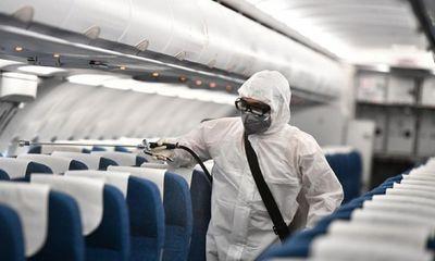 Tìm người trên chuyến bay từ TP.HCM về Thanh Hóa có ca mắc COVID-19