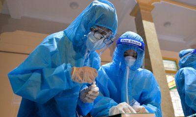 Tin tức thời sự mới nóng nhất hôm nay 21/6: Tầm soát cộng đồng, phát hiện 8 ca dương tính với SARS-CoV-2