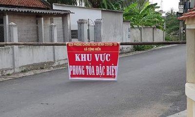 Hải Phòng lấy mẫu xét nghiệm toàn huyện Vĩnh Bảo