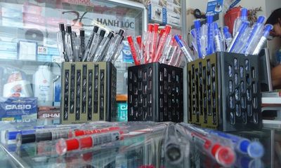 Bút bi Thiên Long: Lãi cả tỷ mỗi ngày, muốn lấn sân sang lĩnh vực y tế