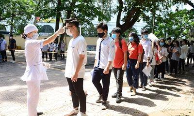Tin tức thời sự mới nóng nhất hôm nay 7/7: Một thầy giáo coi thi tốt nghiệp THPT ở Hà Nội là F1
