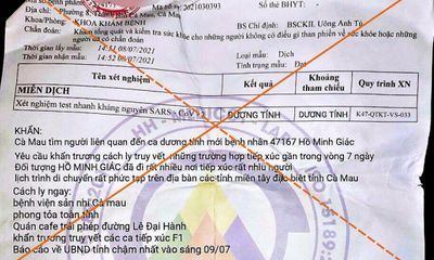 Bác thông tin phong tỏa toàn tỉnh Cà Mau