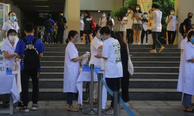 Các trường đại học còn bao nhiêu chỉ tiêu xét tuyển từ điểm thi tốt nghiệp?