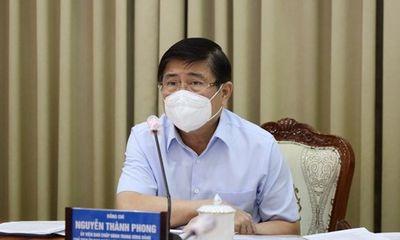 Chủ tịch TP.HCM: Chấn chỉnh các bệnh viện từ chối điều trị bệnh nhân COVID-19 nặng