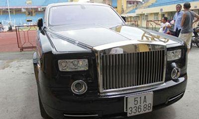 Kinh doanh - Những chiếc Rolls Royce, biển đẹp