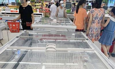 Kinh doanh - Hà Nội khẳng định cung ứng đủ thực phẩm, khuyến cáo người dân không mua tích trữ