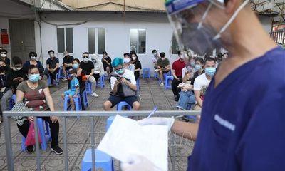Sáng 22/7: Thêm 2.967 ca mắc mới COVID-19, nâng tổng số mắc của Việt Nam lên hơn 71.000 ca