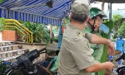 Xôn xao clip bảo vệ dân phố tát tài xế Grab: Lãnh đạo phường nói gì?
