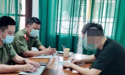 Tin tức - Hà Tĩnh: Lên mạng xã hội xúc phạm lực lượng công an, chủ tài khoản Facebook bị xử phạt