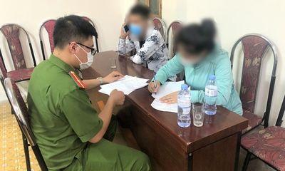 Hà Nội: Xử phạt 45 người trong ngày đầu giãn cách xã hội