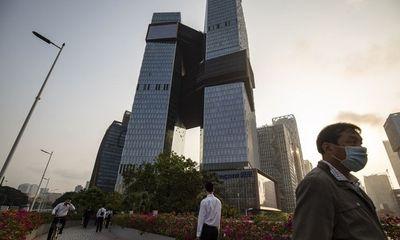 Trung Quốc siết chặt các ông lớn công nghệ, Tencent
