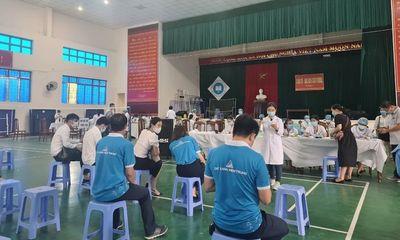 Doanh nghiệp BĐS ở Quảng Nam được tiêm vaccine ngừa COVID-19: Lãnh đạo tỉnh nói gì?
