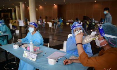 TP.HCM: Lập kỷ lục về số người tiêm vaccine COVID-19 trong một ngày