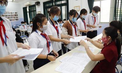 TP.HCM công bố điểm xét tuyển vào lớp 10