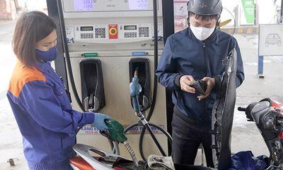 Giá xăng được giữ nguyên trong phiên điều hành 11/8
